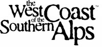 The West Coast of the Southern Alps logo