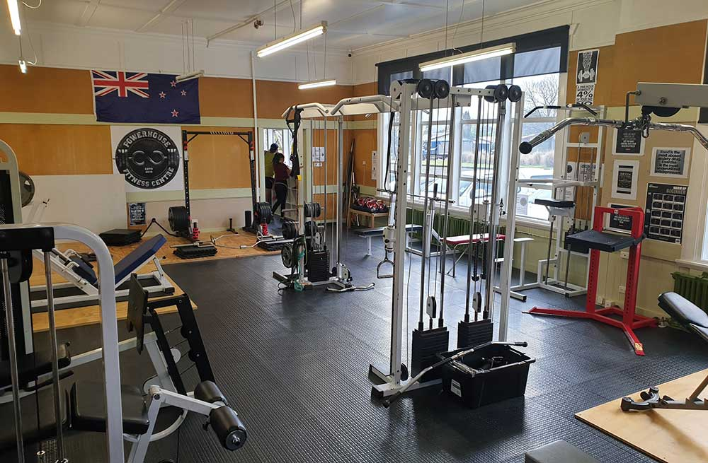 Powerhouse Fitness Centre in Reefton